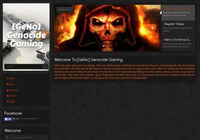 Genocide Gaming