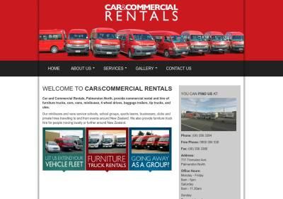 Car & Commercial Rentals