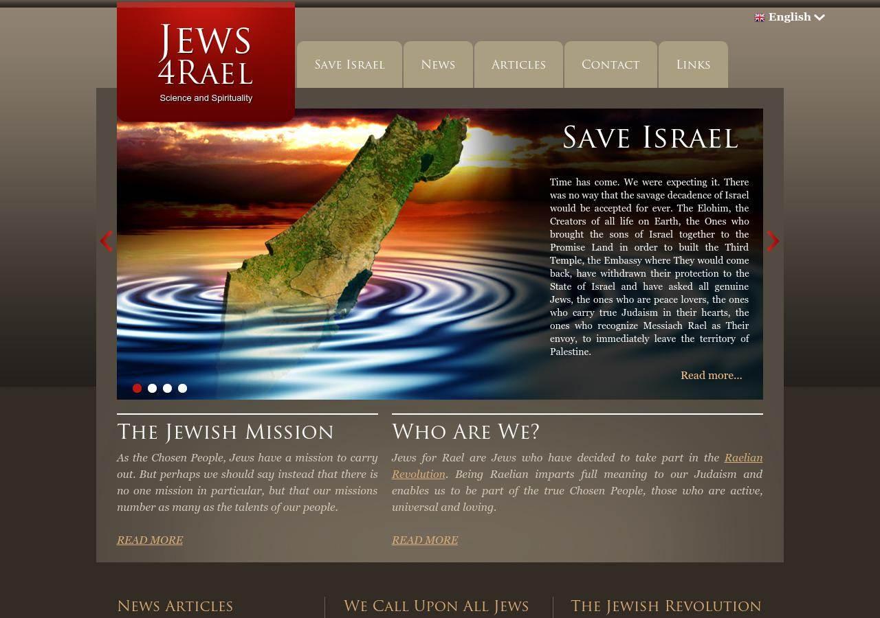 Jews 4 Rael