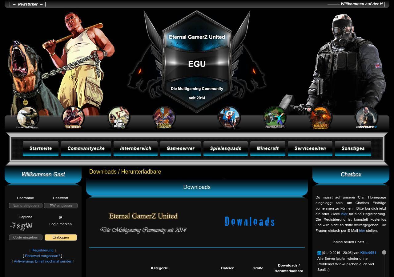 Eternal Gamerz United
