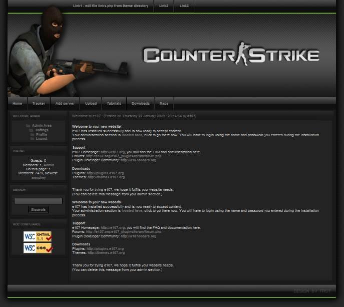 Couter-Strike v2.0 (CSF1)