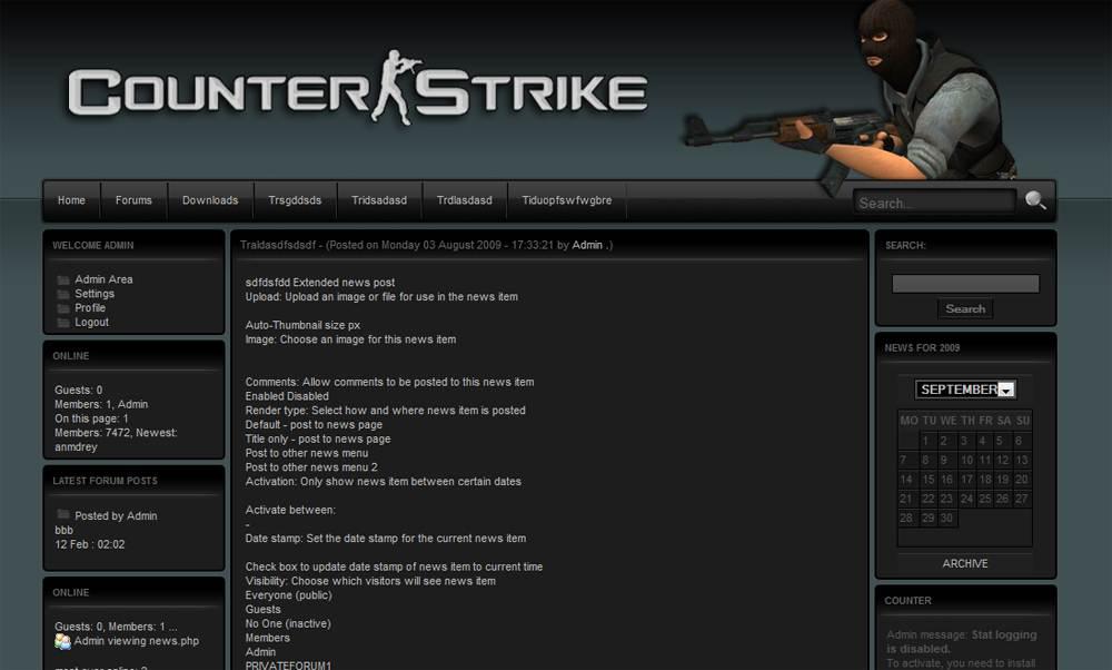 Counter-Strike CSF3