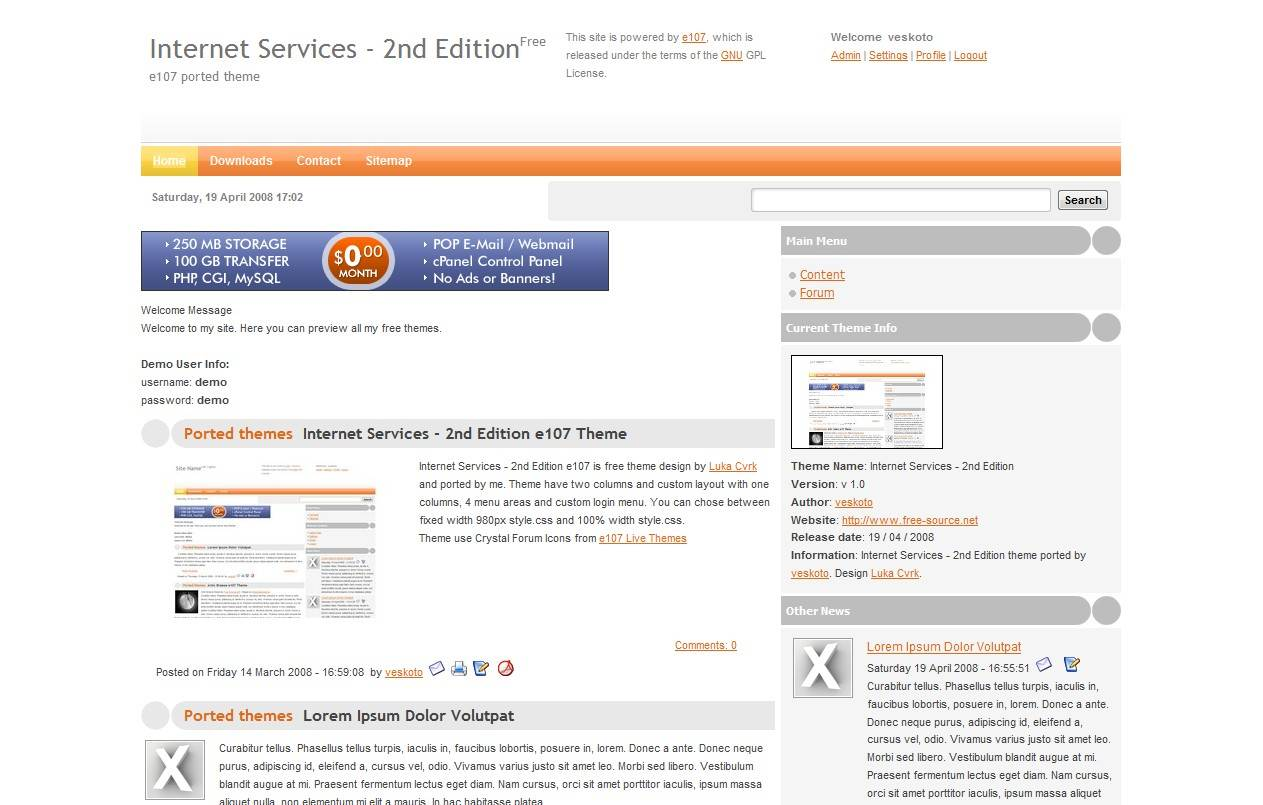 Internet Services - 2nd Edition