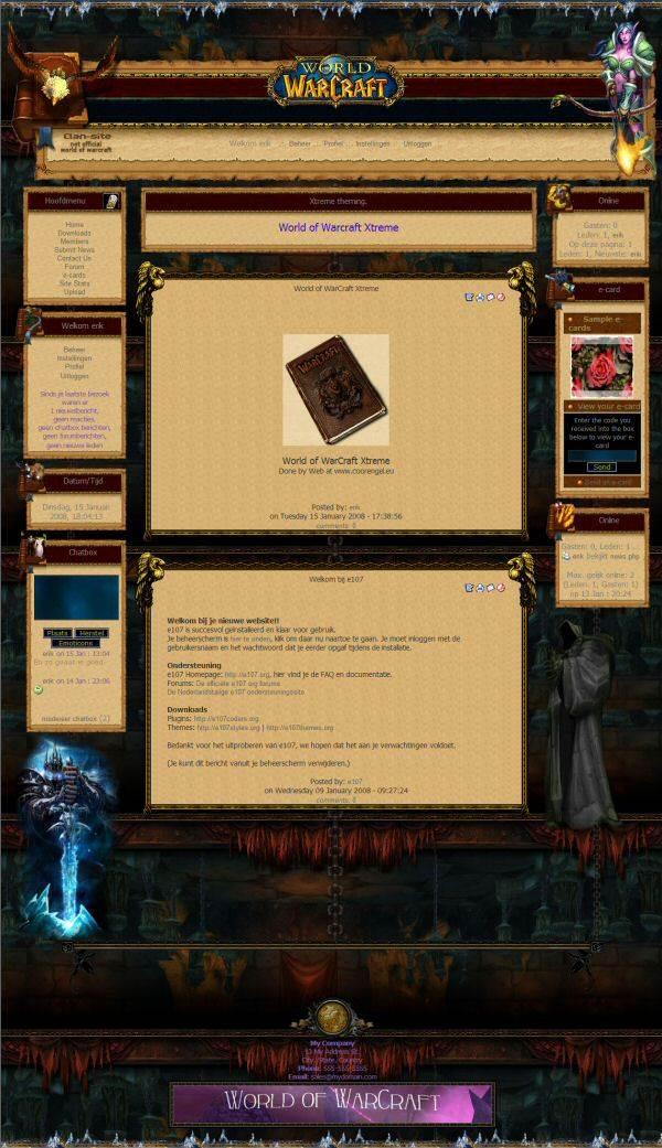 World of Warcraft X-treme